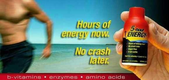 5 Hour Energy Ads: The Perfect Mix Of Stupid And Annoying